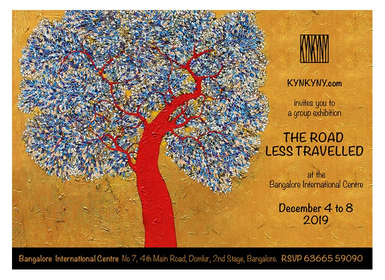 THE ROAD LESS TRAVELLED EVENT