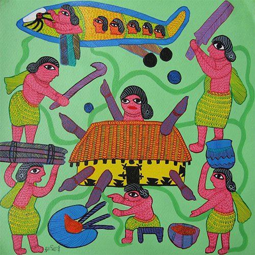 Durgabai Vyam